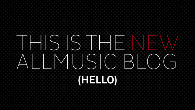 Reintroducing the AllMusic Blog