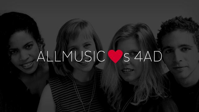 AllMusic ♥s 4AD Records