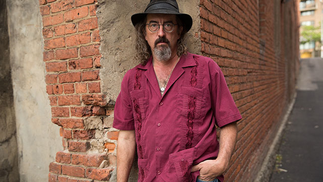 Song Premiere: Singer/Songwriter James McMurtry -
