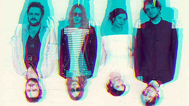 Album Premiere: Flyying Colours Update Shoegaze With 'ROYGBIV'