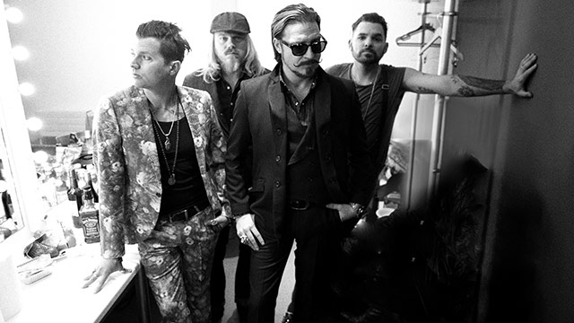 Rival Sons Gear Up to Hit the Road With Black Sabbath