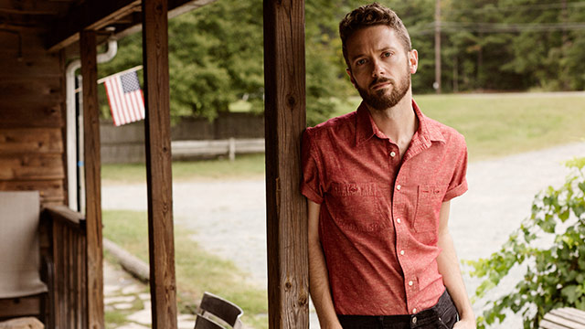 Album Premiere: Brett Harris, 'Up in the Air'