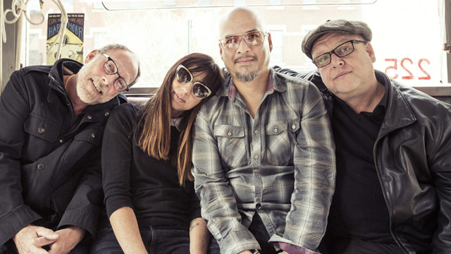 How the Pixies' New Rhythm Section Came Together on 'Head Carrier'
