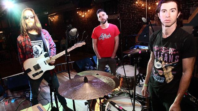 Album Premiere: The Whigs, 'Live in Little Five'