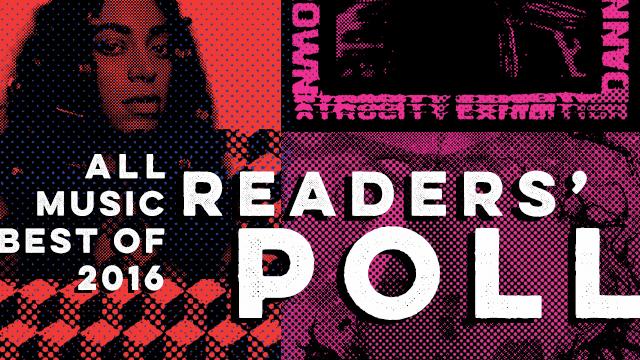 AllMusic Best of 2016 Readers' Poll