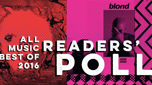 Titelbild von «AllMusic: The 2016 AllMusic Readers' Poll»
