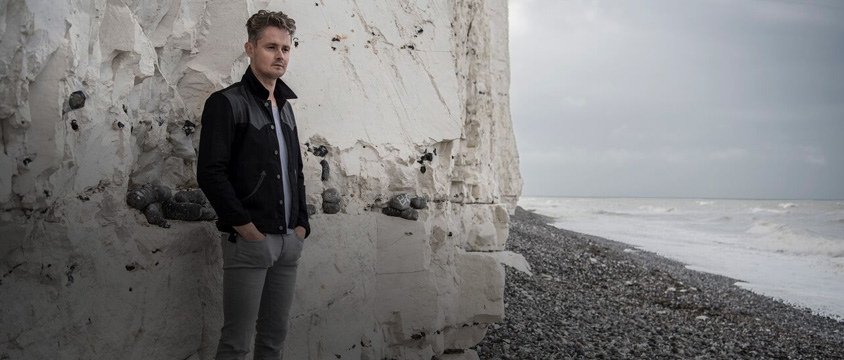 Tom Chaplin Emerges From the Depths
