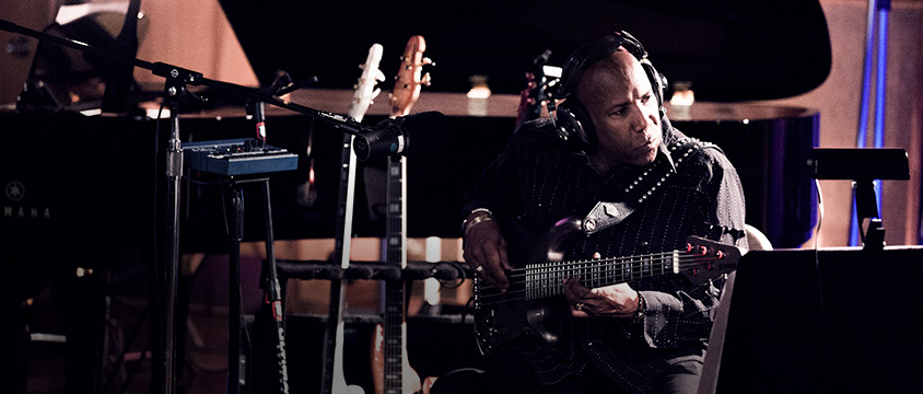 Nathan East, 'Reverence,' Plus a Q&A