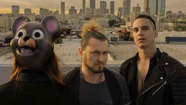 Album Premiere: The Gitas, 'Beverly Kills'