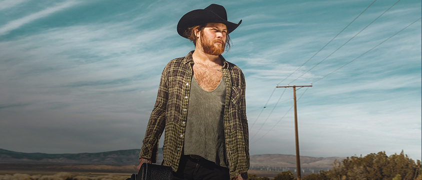 Danny Worsnop, 'The Long Road Home'