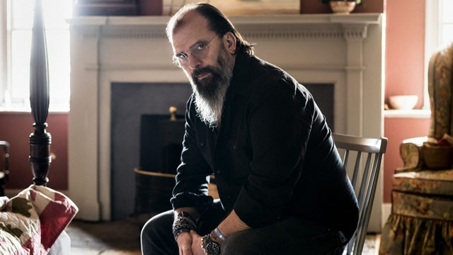 Steve Earle Refuses To Slow Down