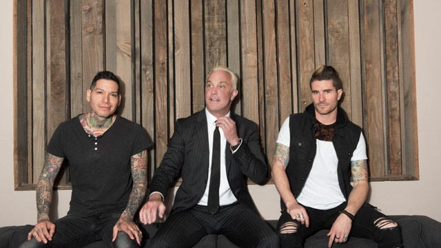 "Goldfinger Frontman John Feldmann's Evolution From ""F*** the World"" To ""I Love My Life"""