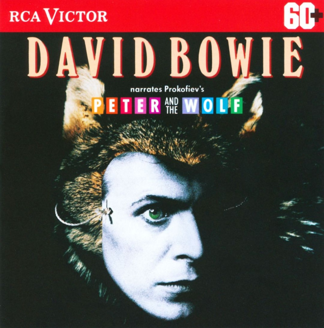 David Bowie Narrates Prokofiev's Peter and the Wolf - David Bowie ...
