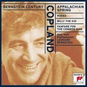 Copland: Appalachian Spring; Rodeo; Billy the Kid; Fanfare for the Common Man