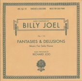 Fantasies & Delusions (Music for Solo Piano)