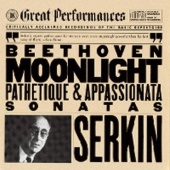 Beethoven: Moonlight, Pathtique & Appassionata Sonatas