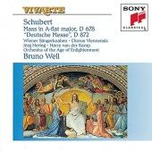 Franz Schubert: Mass in A flat major, D 678; Deutsche Messe, D 872