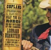 Copland: Appalachian Spring; El Salón Mexico; Billy the Kid; Rodeo [SACD]