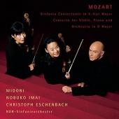 Mozart: Sinfonia Concertante in E-flat Major; Concerto for Violin, Piano & Orchestra in D Major