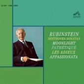 "Beethoven: Sonatas ""Moonlight"", ""Pathétique"", ""Les Adieux"" & ""Appassionata"""