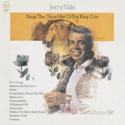 Jerry Vale Sings the Great Hits of Nat King Cole