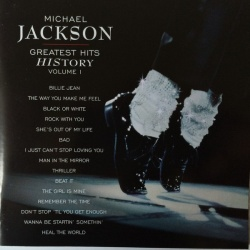 Greatest Hits: HIStory, Vol. 1