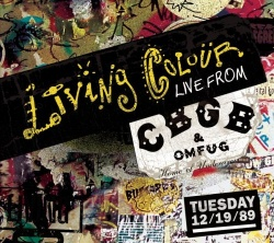Live from CBGB's Tuesday 12/19/89