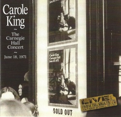 The  Carnegie Hall Concert: June 18, 1971