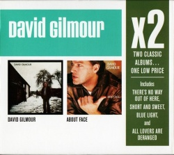 David Gilmour/About Face