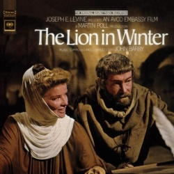 The Lion in Winter [Original Sound Track Recording]