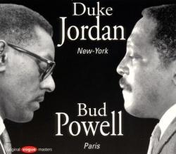 Duke Jordan New York/Bud Powell Paris