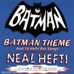 Batman Theme & Other Bat Songs