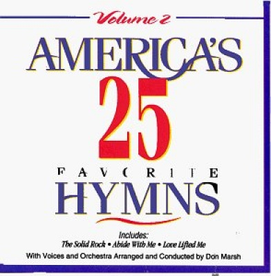 America's 25 Favorite Hymns, Vol. 2