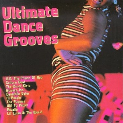 Ultimate Dance Grooves [Sony]