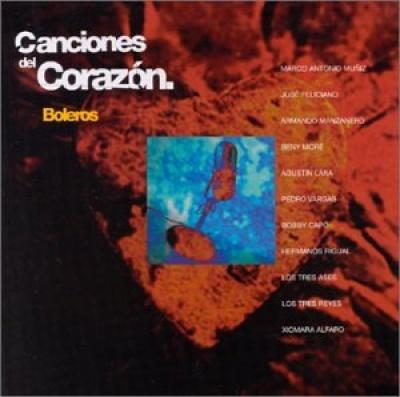 Canciones Del Corazon: Boleros
