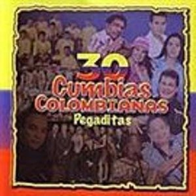 30 Cumbias Colombianas Pegaditas