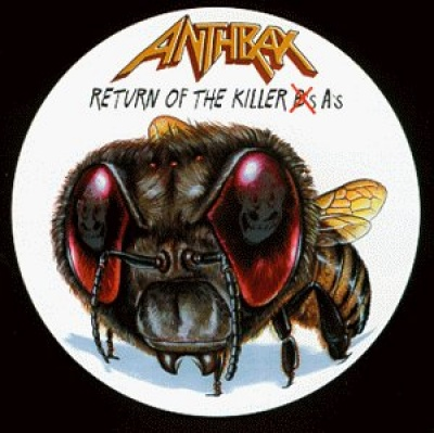 Return of the Killer A's: The Best of Anthrax