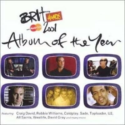 37 Brits 2001 Hits: Brit Awards 2001