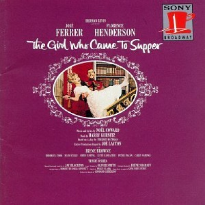 Noël Coward: The Girl Who Came to Supper [Original Broadway Cast]