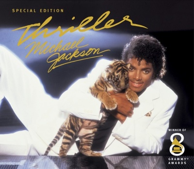 Thriller Special Edition Michael Jackson Release