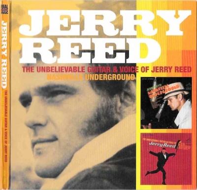 The Unbelievable Guitar & Voice of Jerry Reed: Nashville Underground