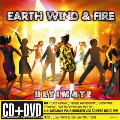 Image result for EARTH WIND AND FIRE ULTIMATE