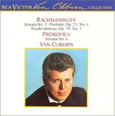 Rachmaninoff, Prokofiev: Sonatas