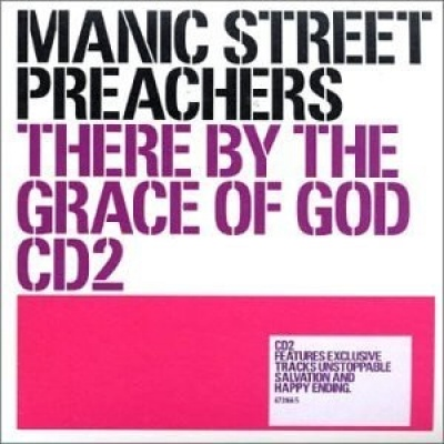 There by the Grace of God [UK CD #2]