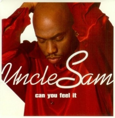 Can You Feel It [CD]