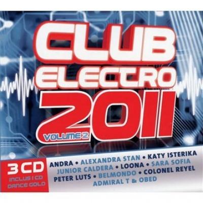 Club Electro 2011, Vol. 2