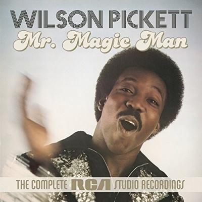 Mr. Magic Man: The Complete RCA Studio Recordings