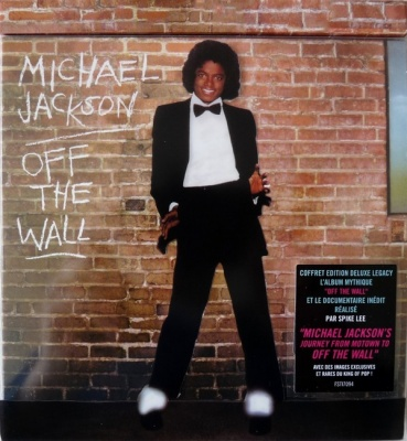 Off the Wall [CD/DVD]