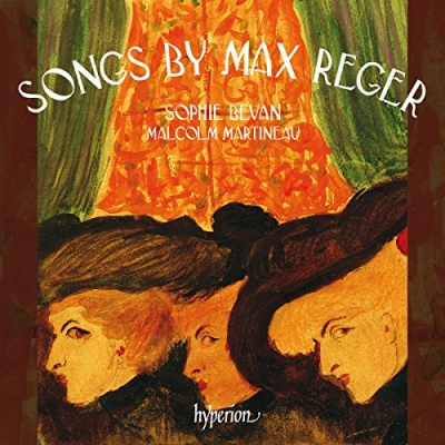 Songs by Max Reger
