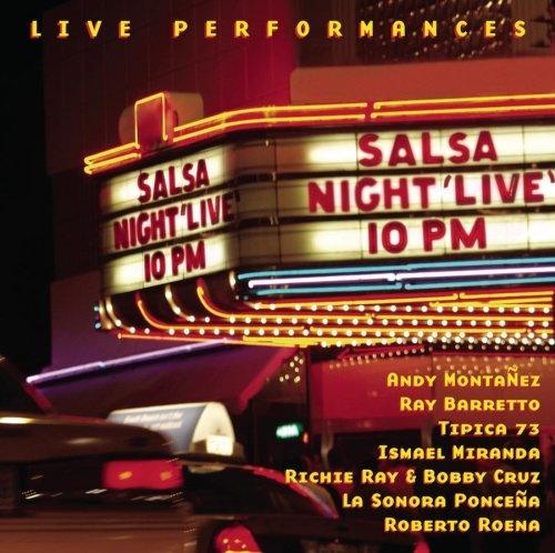 Salsa Night Live